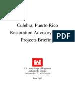 Culebra - RAB - Projects Briefing (2012 06 28)