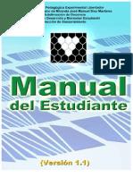 Manual Del Estudiante UPEL