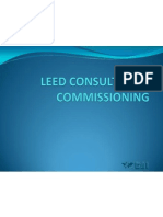 LEED Consulting and Commissioning