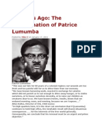 47052809 50 Years Ago the Assassination of Patrice Lumumba