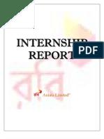 Intern Report on Rabi Anxiata