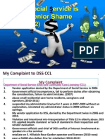 Dss Complaint Today