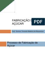 Fabricacao de Acucar II