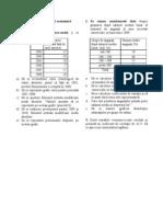 Subiect Statistica ID 2011