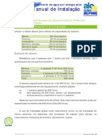 Manual-Reservatorios 1 Dimensionamento