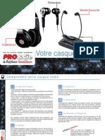 419 Dossier Casque Audio