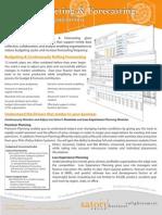 Satori Budgeting Forecasting for Insurance Organizations