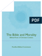 The Bible and Morality. Biblical Roots of Christian Conduct