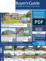 Coldwell Banker Olympia Real Estate Buyers Guide June 30th 2012