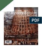 The Mystery Babylon Decoded