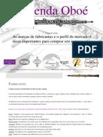 ARTIGO SOBRE OBOÉ - As marcas de fabricantes e o perfil do mercado e dicas importantes para comprar seu instrumento (por Marcos Oliveira)