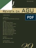 Revista Da AGU Ed. 29