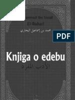 Bs Knjiga o Edebu Buhari Crno Bijelo