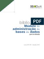 BiblioNet-AdminDBManager