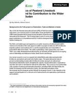 Working Paper Econ of Pastoral Livestock