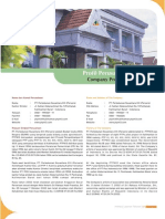 Contoh Company Profile Ptpn Xiii