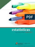 dgeec [mec] 2012_estatísticas da educação 2010 - 2011 [edição revista 27 junho]