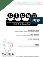 Bases Concurso CICAU XXI ELEA Qosqo 2012