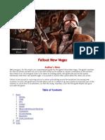 Fallout 2 Manual Pdf