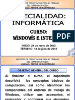 Curso-windows e Internet 21-05-12