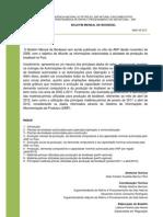 Boletim ANP Biodiesel