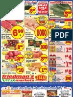 Friedman's Freshmarkets - Weekly Specials - June 28 - July 4, 2012