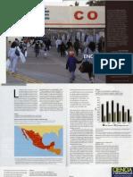 Encuestas sobre migración fronteras norte y sur de México