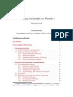 mathefuerphys1 content