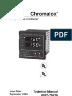 Chromalox 2104 Manual