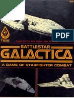 BOARDGAME - (FASA) Battlestar Galactica
