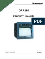 Honeywell DPR180