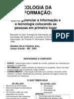 Ecologia Da Informa%c7%c3o