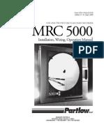 Partlow MRC 5000