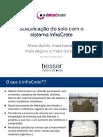 InfraCrete Apresentação Site