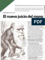 ABC Revista, Eduardo Quintana, El Nuevo Juicio Del Mono