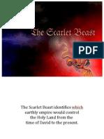 Ellis Skolfield's Teaching Outline 16 Scarlet Beast