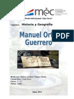 Trabajo de Historia-Manuel Ortiz Guerrero