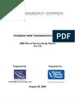 Rosemont Mine Transmission Project