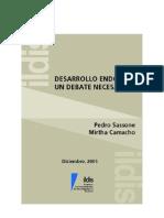 Desarrollo Endogeno en Venezuela
