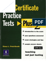 FCE Practice Tests Plus 2 118str