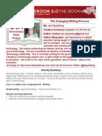 Jen Deyenberg - The Changing Writing Process