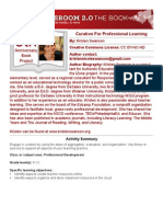 Kirsten Swanson - Curation For Professional Learning