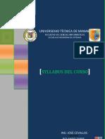 Syllabus Del Curso 2012 Rz