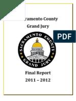 Sacramento Grand Jury 2011-2012-Report