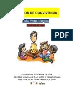 Gua de Construccin Cdigos de Convivencia (Loja)(1)