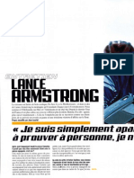 Lance Armstrong 2001