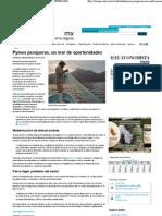 28-06-12 PYMES Pesqueras, Un Mar de Oportunidades
