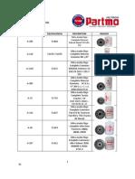 Catalogo de Filtros Diesel