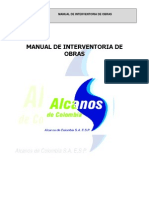 Manual de Interventoria Alcanos