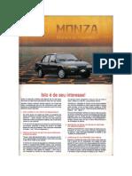Manual Monza 1991